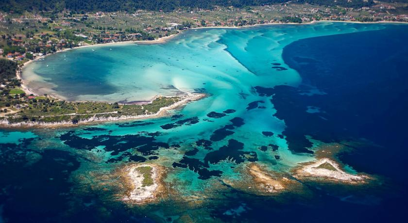 CHALKIDIKI BEACHES (1st and 2nd peninsula)