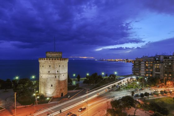 White Tower, The emblem of Thessaloniki!