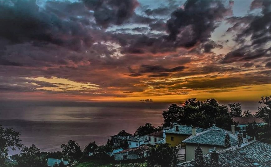 Sky Of Pelion