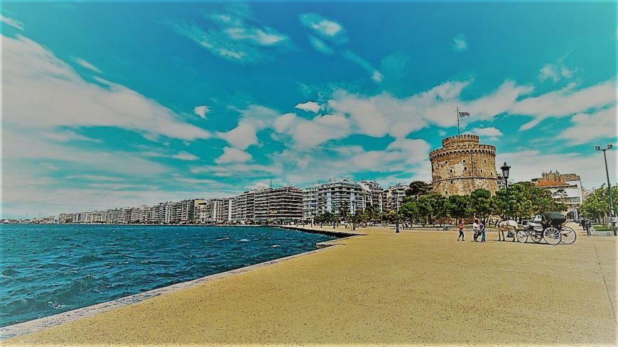 What makes Thessaloniki seriously cool to visit!